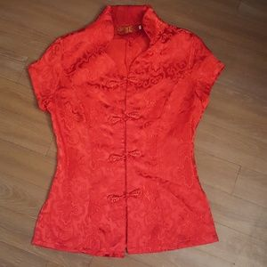 Chinese traditional clothing top